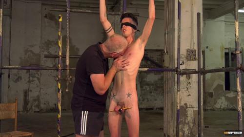 Gay BDSM New Boy Jesse Gets A Stern Lesson. Part 1