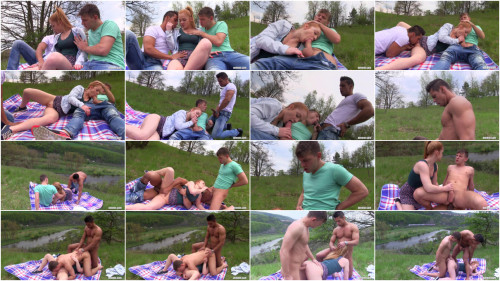 Bisexual Great Bisex Time with Sweet Redhead - Ennio Guardi Rosta Benecky