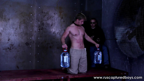 Gay BDSM The Obstinate Slave Petr - Part I
