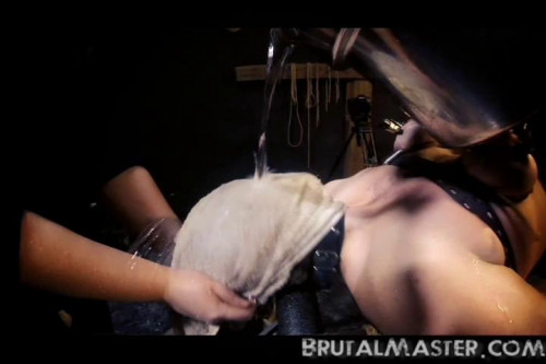 BDSM Missy - Brutal Water Boarding