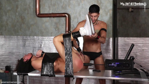 Gay BDSM Ruined to the limit Scene 1