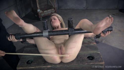 InfernalRestraints  Winnie Rider likes pussy torture.