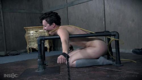 BDSM She overcomes her humiliation