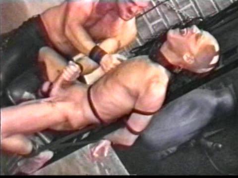 Gay BDSM Bondage Pigs