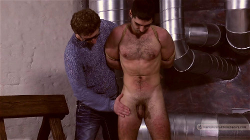Gay BDSM Slave on Duty - Part I
