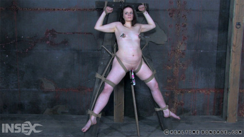 BDSM Claire Adams  - Duct Fuct Doll Part 3