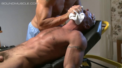 Gay BDSM Examination Part 1 1080