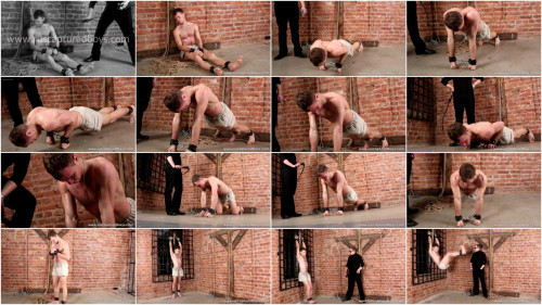 Gay BDSM Rebellious Slave Roman - Final Part
