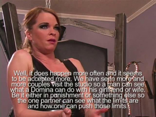 bdsm The Domina Files