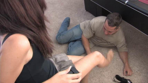 Femdom and Strapon Miss-Tiffany Videos Part 8