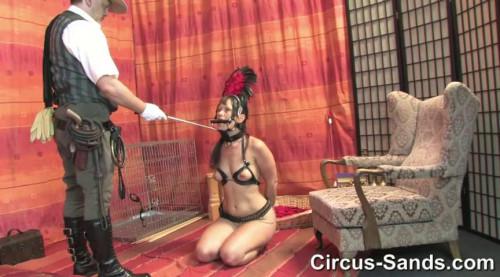 BDSM Riding ponygirl Yvette Costeau