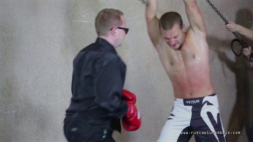 Gay BDSM Mixfighter Anatoliy - Part I