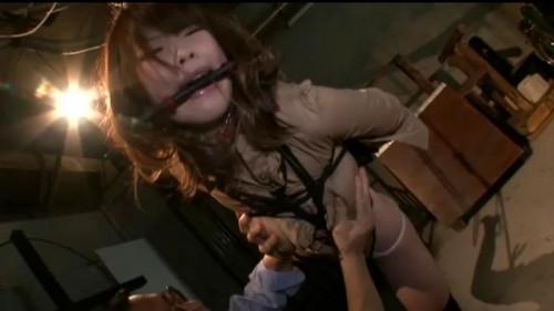 Asians BDSM wife milking