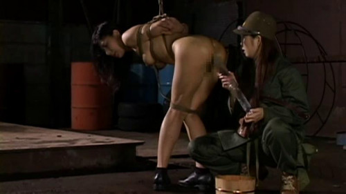 bdsm Winding of Cinemagic torture