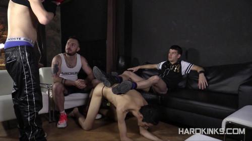 Gay BDSM Bullfight Edition Vol.3