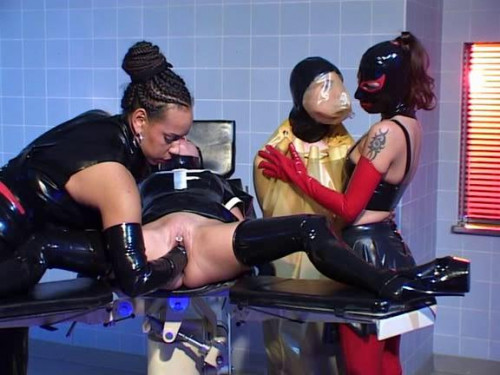 BDSM Latex Latex Hospital