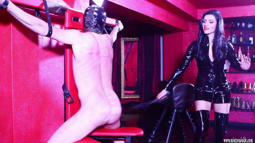 Femdom and Strapon Paranormal Whipping-best femdom porn