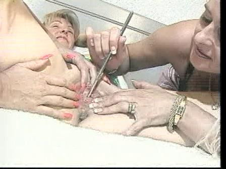 Fisting and Dildo Amazing Ty 28 Peehole Pussy Party