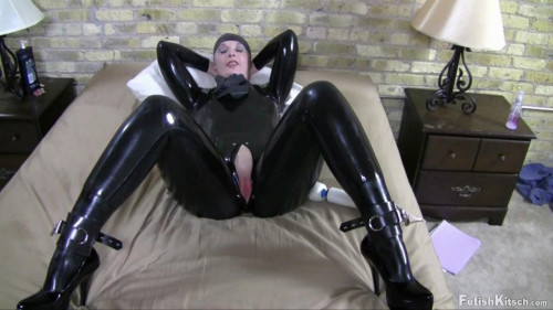 BDSM Latex Angel is the kind of fresh