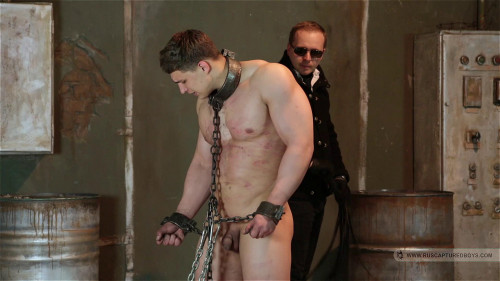 Gay BDSM From the Robber to Slavery - Final Part
