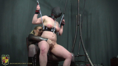 BDSM Latex House of Gord -  Sensory Deprivation Hood