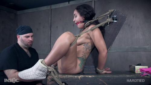 BDSM Gabriella Paltrova - Cervical Service