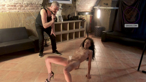 BDSM Return Domination For Petite Slave