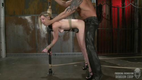BDSM Hot Iron and Hard Ties Pt I