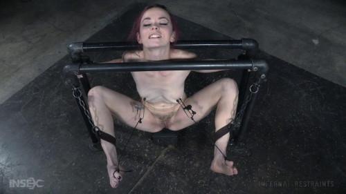 BDSM Metal Bars Make Painful Predicaments