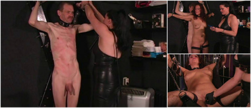 Femdom and Strapon The Domina Files Porn Videos 4 ( 13 scenes) MiniPack