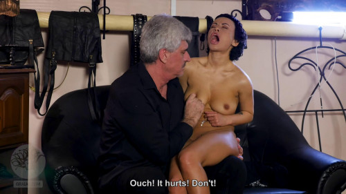 BDSM Stacy Is A Scared Cat Part 1