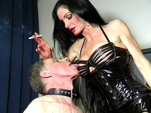 Femdom and Strapon Bizarre by Nature part 11