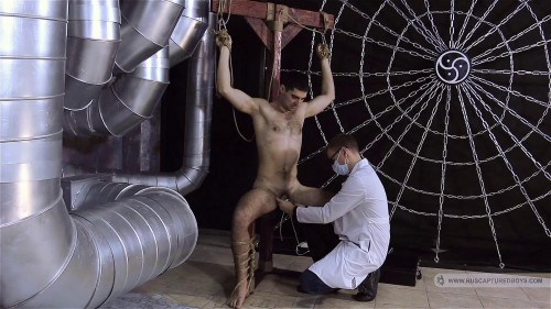 Gay BDSM Slave on Duty - Part II