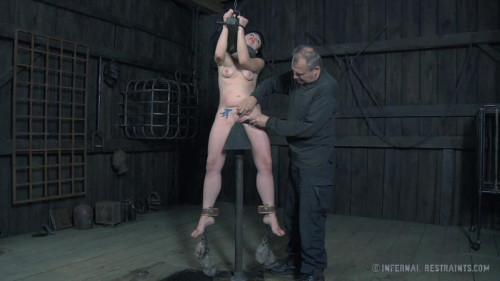 InfernalRestraints The Farm  Part ASS TO MOUTH Tortured Sole