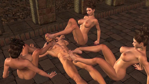 3D Fantasy & Fetish Chapter One - Vengeful Seductions 3D Porno