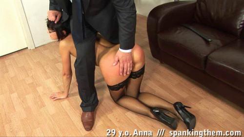 Beautiful female teacher — 29 y.o. Anna..