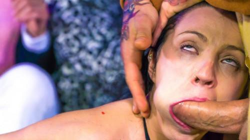 Crowdbondage Onesie Fetish Group Fuck With Pamela Sanchez