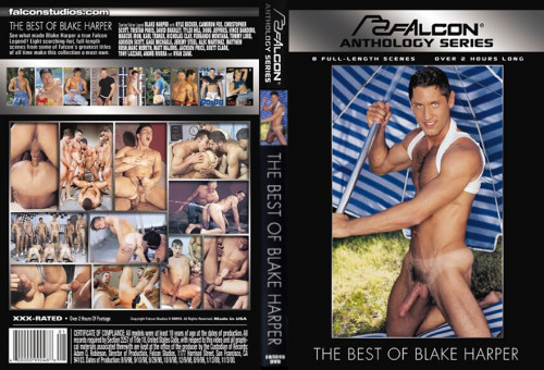 Falcon - The Best of Blake Harper 544p