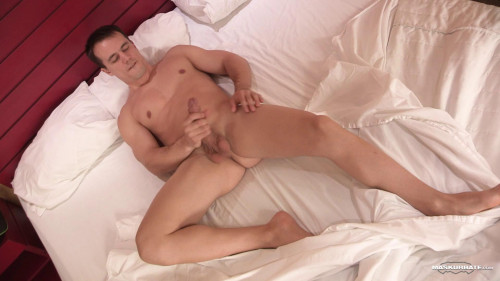 MBate - Ricky's Big Gun - Director's Cut Gay Solo