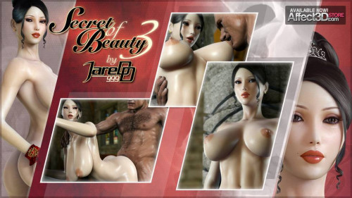 Secret Of Beauty- Vol.3 3D Porno