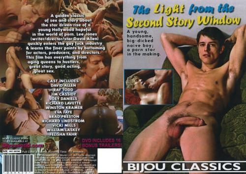 The Light From The Second Story Window - Steve Fox, David Allen (1973)