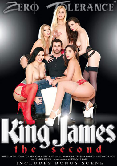 King James The Second (2016)
