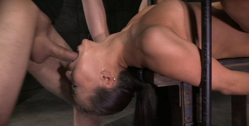 Unbreakable Kalina Ryu Restrained
