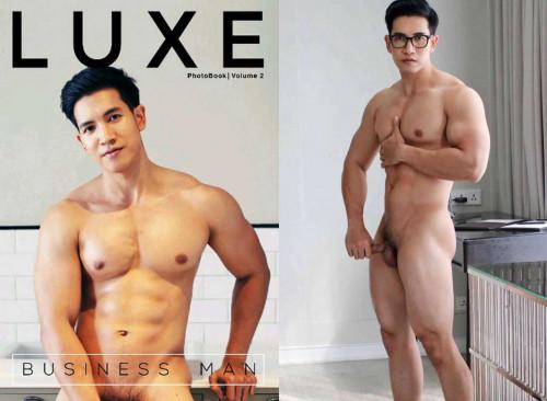 Luxe Vol.02 Gay Pics