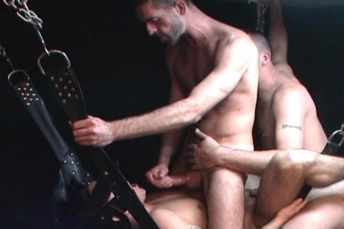 [Puppy Productions] Bareback Playroom Scene #1