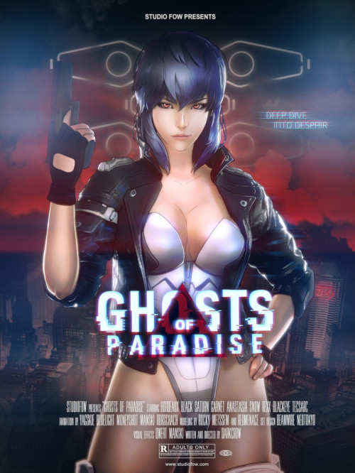 StudioFow - Ghosts of Paradise 3D Porno