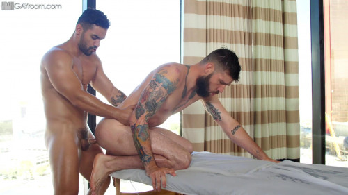 GR - The Bearded Client: Arad Winwin & Buck Richards Gays