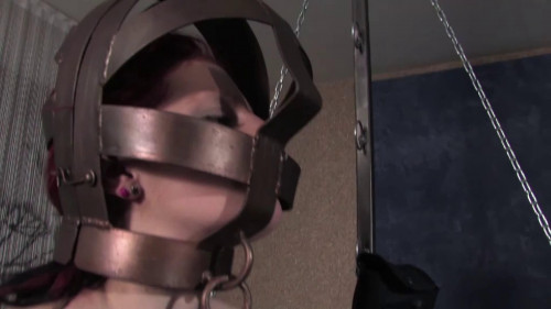 Bondage, spanking and soreness for excited sexy whore HD 1080p