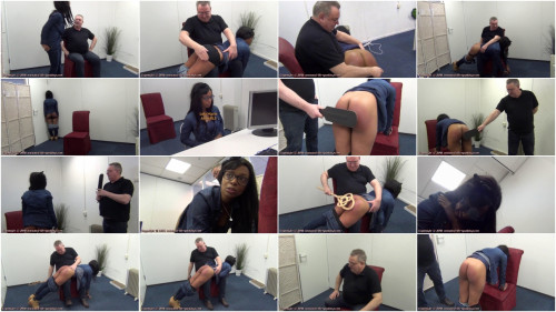 Real life spankings – Lola Marie joins