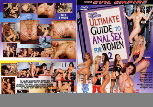 Tristan Taorminos Ultimate Guide To Anal Sex For Women vol.2